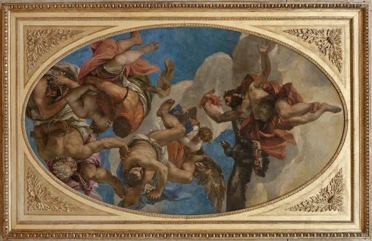 © Musée du Louvre, dist. RMN / Angèle Dequier