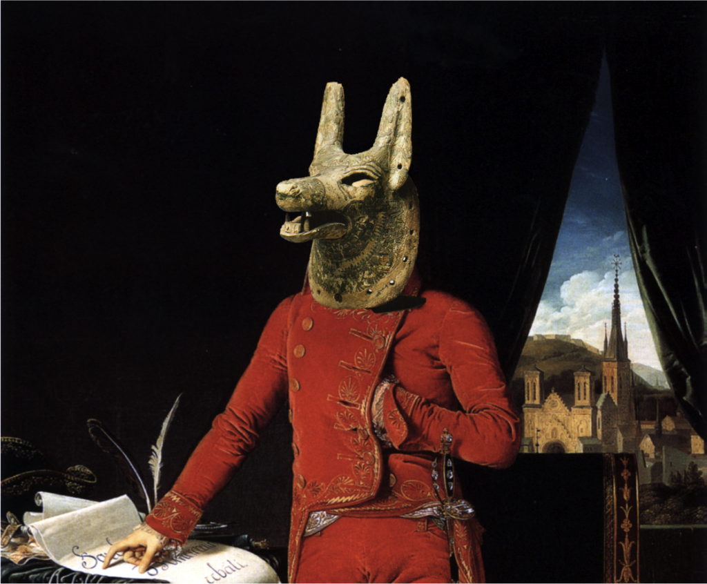 Un Pinocchio sculpté dans le corse
