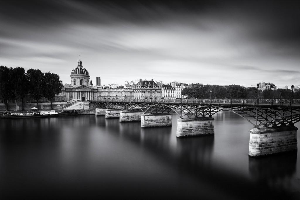 """""""Pont des arts"""" par Cildydd (Wipplay.com)"""