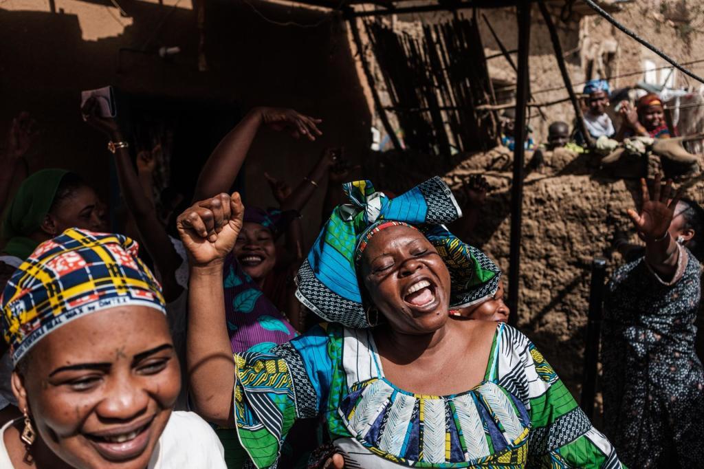 """Nigerian wedding celebration"" par Erwan_25 (Wipplay.com)"