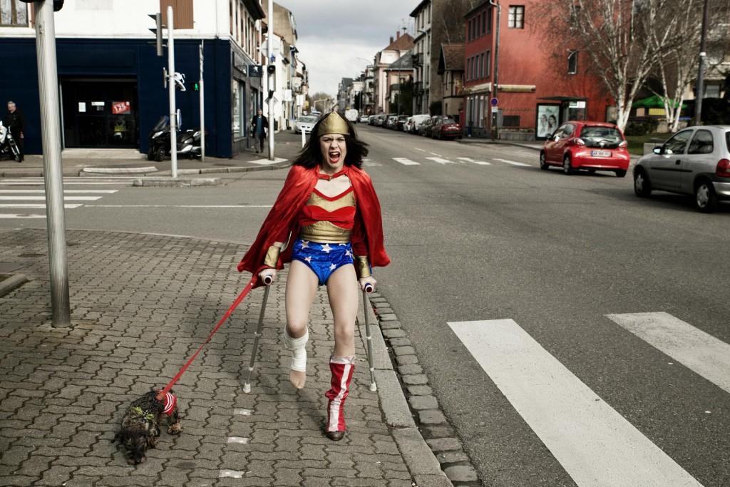 "© Noesora ""Une femme opiniâtre"" (Wipplay.com)"