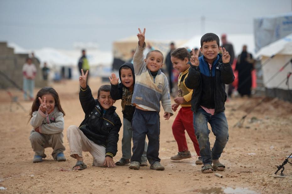 "© Ml@delanghe-rp.com ""Camp de réfugiés syriens en Jordanie"" / (Wipplay.com)"