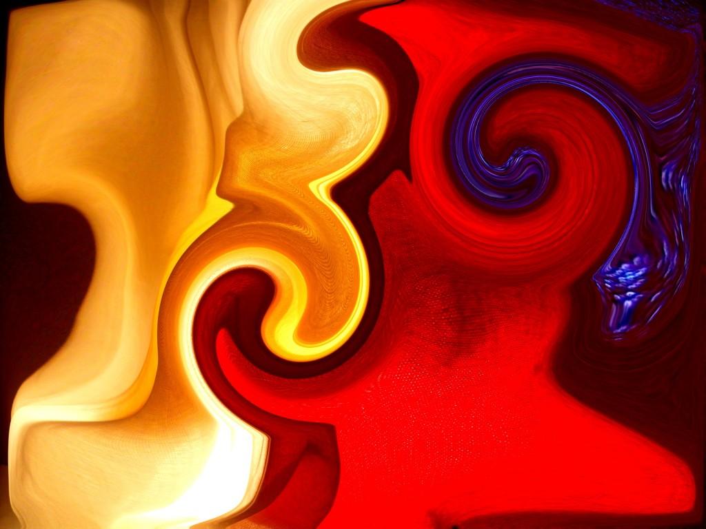 """""""Des rideaux turbulants"""" par Michael.C. Mathieson (Wipplay.com)"""