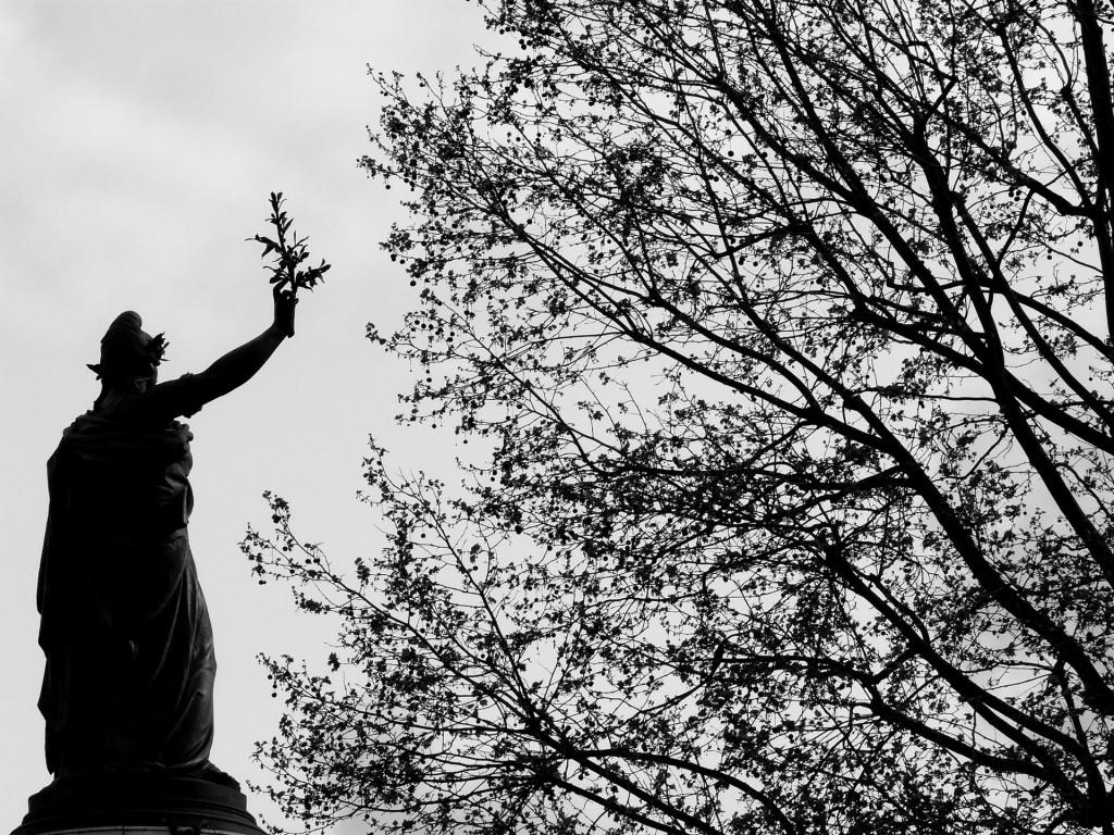 « Dame République » par Bil (Wipplay.com)