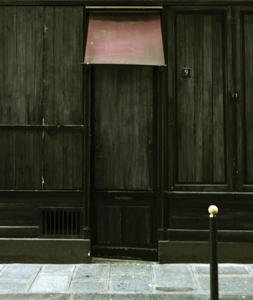 """""""Mystère de la porte"""" par Choubie (Wipplay.com)"""