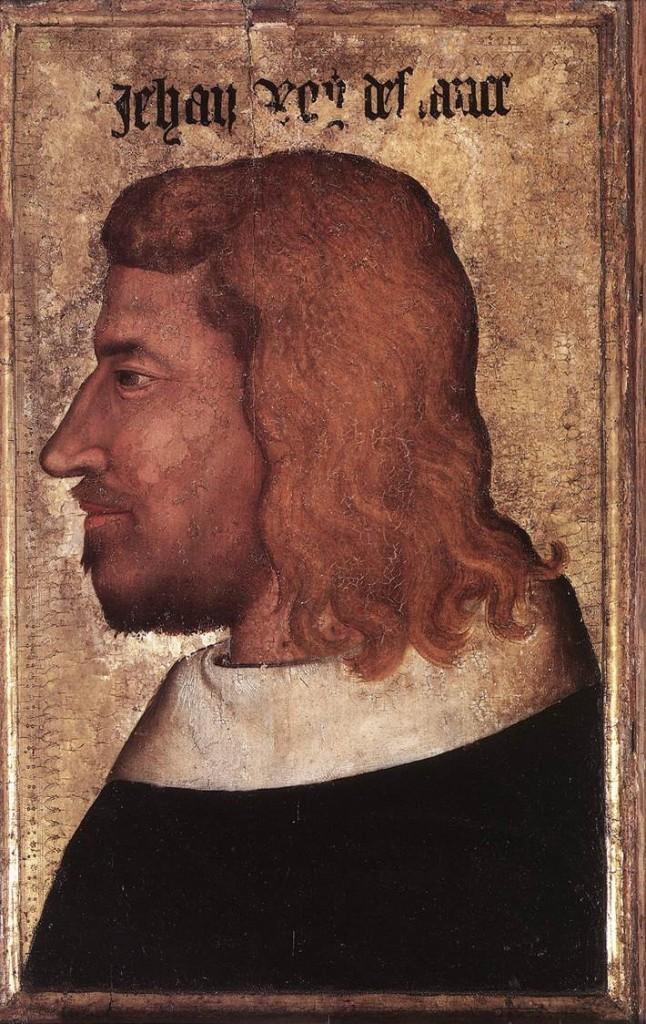 Jean II le Bon (1319 - 1364), roi de France Avant 1350. Musée du Louvre