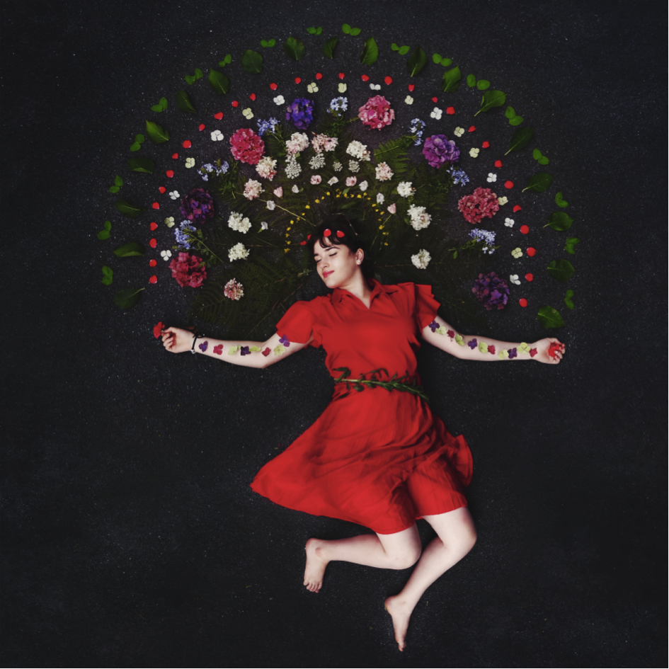 """""""Arc-en-fleurs"""" par Wvettor"""