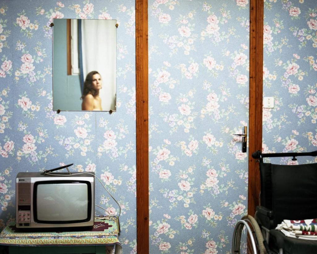 """""""Autoportrait dans le miroir"""" par Anouckiling (talent Wipplay)"""